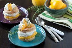 Must-Make Meyer Lemon Shortcakes - Foodista.com
