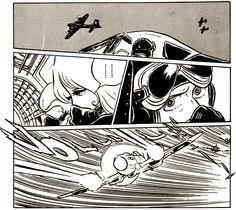 """""""Seisôken Kiryû"""" (1977), a story from """"The Cockpit"""""""