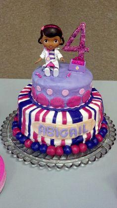 girls 4th birthday cake.  Syds 4th birthday ideas  Pinterest  4th ...