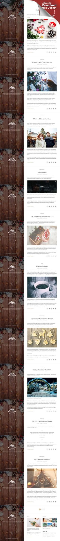 Wild Book - Vintage, Elegant & Summer WordPress Personal Blog Theme (Multilingual, RTL support) arabic, camping, cooking and tasty food, diary, ecology of nature, garden, hipster, multilingual, psychology craft handmade halloween christmas, rtl, side navigation, split screen, street fashion and style, trip, Watercolor Painting Wild Book is a vintage, elegant & creative WordPress theme. Best choice for personal blog or portfolio websi...