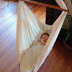 Natures Sway Organic Baby Hammock - contemporary - baby swings and bouncers - other metro - Nature Baby