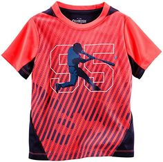 OshKosh Bgosh Active Tee Blaze Orange 2T *** Check out the image by visiting the link.Note:It is affiliate link to Amazon.