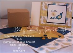 Stampin' Up Blog Candy Give-Away