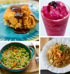 Vegan Inspiration: August Recipe Round-Up! - Healthy. Happy. Life.
