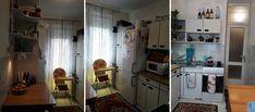Esettanulmány: panel konyha áttervezése