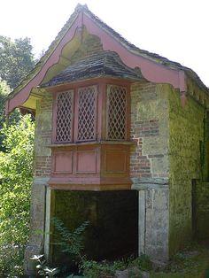 Woodchester Park Boathouse