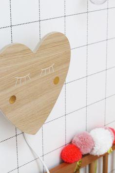 Objet de décoration en bois pour chambre d'enfant - April Eleven