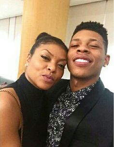 Cookie and Hakeem