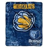 """This super plush OFFICIAL NBA Raschel Throw is made to match your favorite basketball team's vibrant colors that won't fade after repeated machine washing. It is versatile and portable to use at a game, for a picnic, or as bedroom décor. These throws are 50""""x 60"""" with a decorative binding around the edges. 100% Polyester. Machine washable."""
