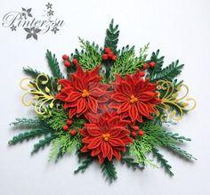 Poinsettias by pinterzsu