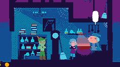 Wandersong, a musical adventure game!