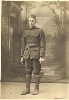 Charles Arthur Abbott (1895 - 1970) nephew of wife of 1st cousin of wife of grand nephew of wife of 2nd cousin 6x removed
