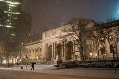Theatre at winter night...🌌