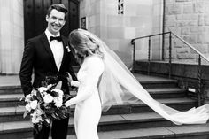 Real Wedding / Modern Luxe Melbourne Wedding