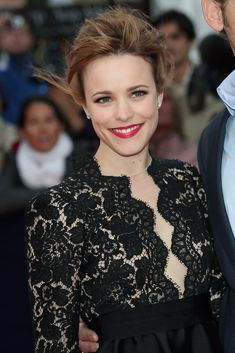 Pretty Rachel McAdams ...Swish lips...