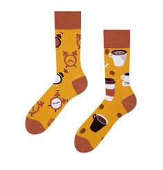 The Ultimate Gift, All About Eyes, Good Mood, Coffee Time, Two By Two, Bring It On, Unisex, Fun, Funny Socks