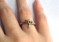 The Legend of Zelda Sheikah Ring PREORDER by JapaneseNote on Etsy