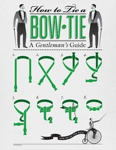 Simple Guide on How to Tie a Bow Tie