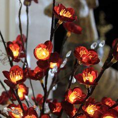 Burgundy Plum Light - Large by The Light Garden - http://www.lightopiaonline.com/burgundy-plum-light-large.html