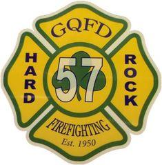 Granite Quarry Fire Department Logo