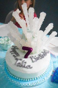 Frozen Birthday Party - My Insanity