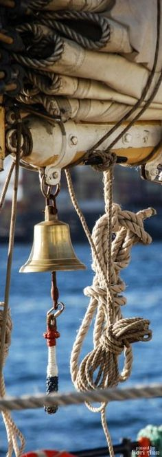 #Ship & #Yacht #bell                                                                                                                                                                                 Mehr
