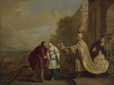 Фараон отдает Сару Аврааму библия сюжеты