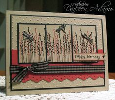 FS204~CASing Marisa by darleenstamps - Cards and Paper Crafts at Splitcoaststampers