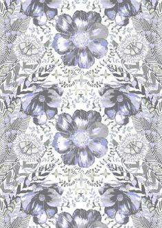 Loitsu, pastel, design by Matleena Issakainen