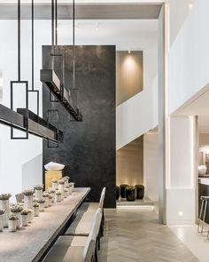 Aurélie Damm - Blog décoration d'intérieur | KELLY HOPPEN NEW HOME A LONDRES