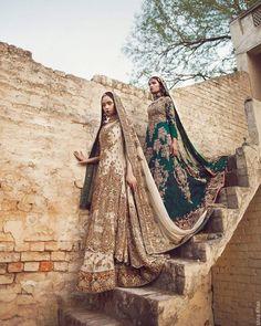 """301 Likes, 20 Comments - Ammar Shahid (@ammarshahidcouture) on Instagram: """"#ammarshahidcouture #style #fashionista #wedding #indianwedding #ootd #potd #fashion #bridaldress…"""""""