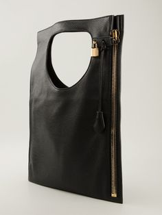 Tom Ford 'Alix' Shoulder Bag in Black #bag #fashion #style