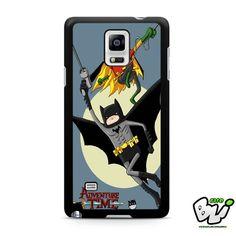 Adventure Time Samsung Galaxy Note 4 Case