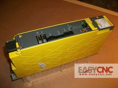 A06B-6124-H104 Servo Amplifier www.easycnc.net