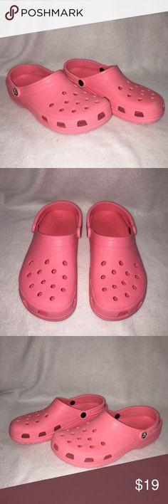3f4f9a2a0 Crocs Womens Rubber Slip On Summer Sandals Crocs Womens Rubber Slip On  Summer Sandals Size 9