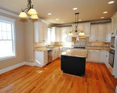 Remodeling Small Kitchens