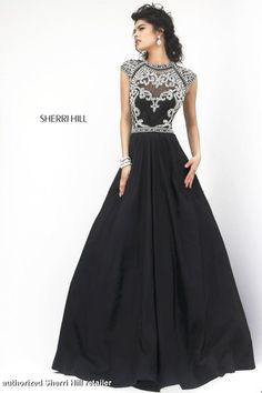 Sherri Hill 4332   RaeLynns Boutique - Prom and Fashion Boutique