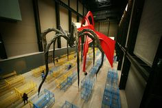 Dominique Gonzalez-Foerster's installation, TH.2058 at Tate Modern in London