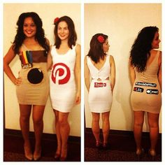 Instagram and Pinterest Dresses