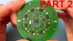 Make your own professional printed circuit board (PCB) - part 2