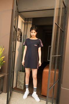 ASK K-POP Crystallization of Suzy, the girlfriend look Miss A Suzy, Girl Fashion, Fashion Outfits, Bae Suzy, Korean Actresses, Cute Asian Girls, Korean Celebrities, Korean Model, Ulzzang Girl