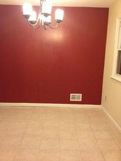 Accent Walls Red Accent Walls And Red Accents On Pinterest