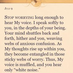 Jesus Calling ❤ Amazing, so inspiring and beautiful God and Jesus Christ Bible Verses Quotes, Bible Scriptures, Faith Quotes, Jesus Calling Devotional, God Prayer, God First, Gods Grace, Quotes About God, Words Of Encouragement