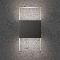 6 unique led light for your house walls that looks as your dream light frames up down outdoor led wall sconce aloadofball Gallery