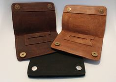 Tobacco pouch  vintage Tobacco case  Handmade Leather