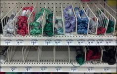 Fencing as Small Item Divider – Fixtures Close Up Shelf Dividers, Fencing, Shoe Rack, Delicate, Retail, Shelves, Home Decor, Shelving, Fences