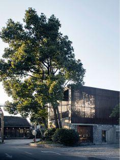ARCHI-UNION ARCHITECTS, Su Shengliang · Ceramic House