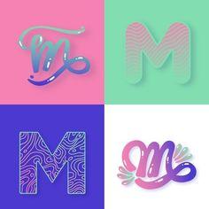 Vector Premium | Logotipo de la letra m Letter Logo, Initial Letters, Banners, Carta Logo, Logo Abstrait, Supermarket Logo, Logo Smart, Money Logo, Flat Logo