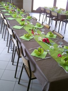 1000 images about first communion on pinterest - Decoration de table pour communion garcon ...