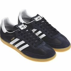 adidas Trainers Suede Upper Material Shoes for Men Adidas Samba, Mens Trainers, Adidas Shoes, Adidas Men, Adidas Originals Jeans, Samba Shoes, Adidas Retro, Shoes Too Big, Classic Sneakers